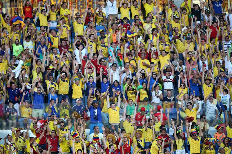 Liberdade nos estádios - Arena Pantanal