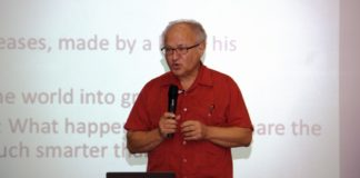 David Friedman em Goiânia