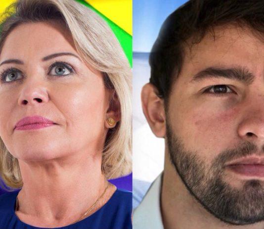 Selma Arruda e Ulysses Moraes