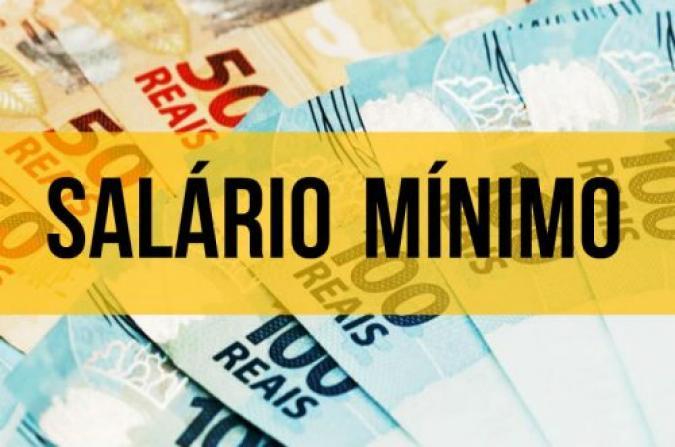 salário mínimo