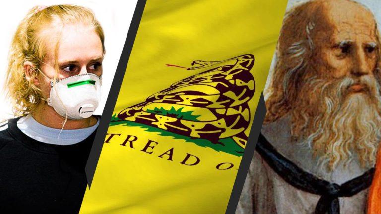 Corona Vírus, Platão e Liberdade